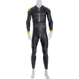 deboer Ocean 1.0 Wetsuit Men, black